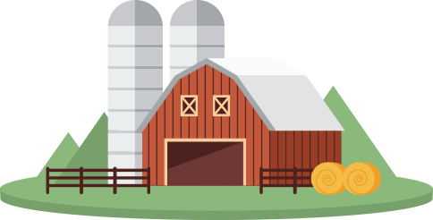 Farm transparent. Clipart pencil and in