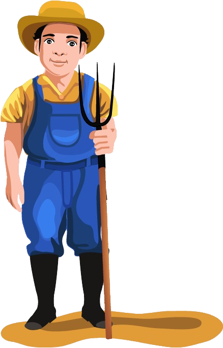 Farmer clipart. Png images free download