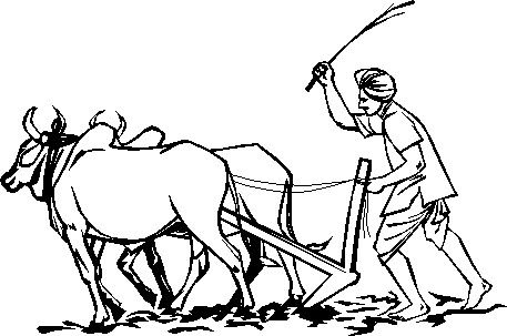 farmer clipart farmer indian