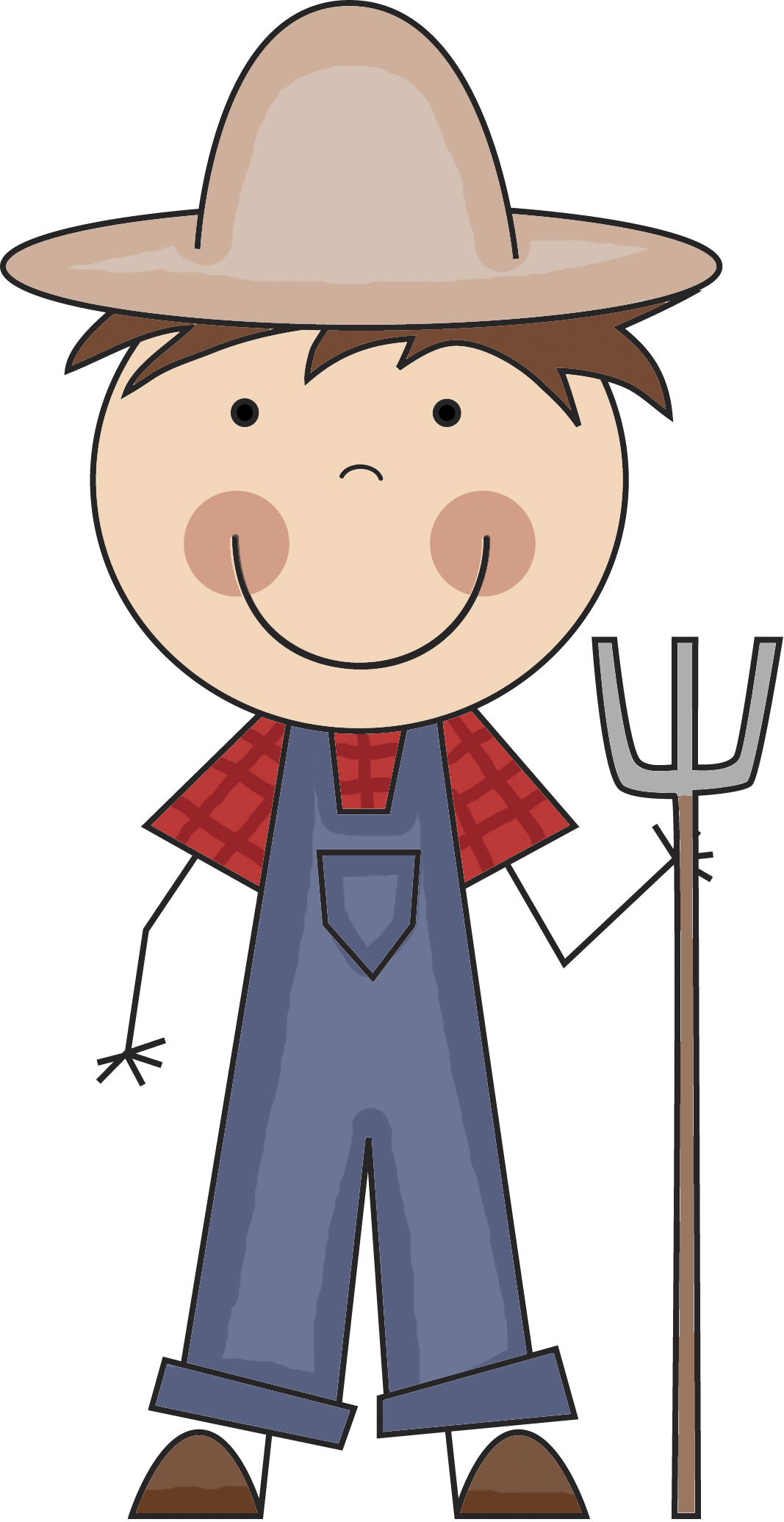Farm cartoon png. Farmer images free download