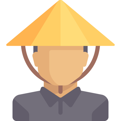 Male vector flat. Exquisite simple icon with