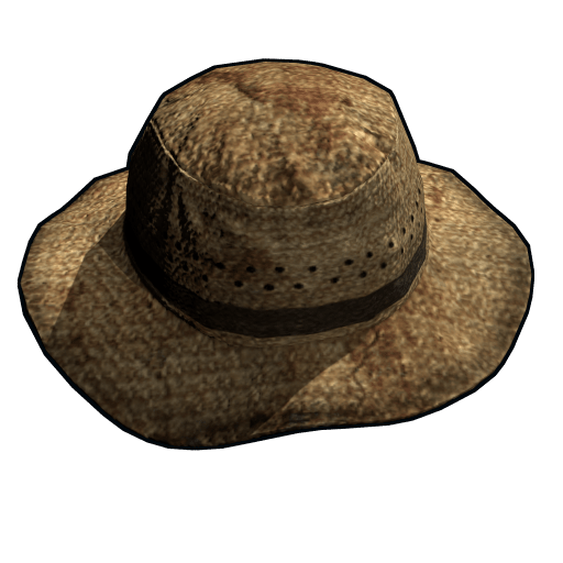 Farmer hat png. Image icon rust wiki