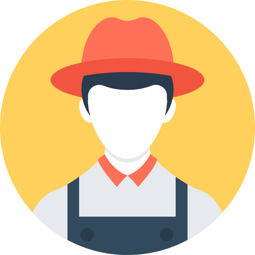 Farmer svg. Png icon repo free