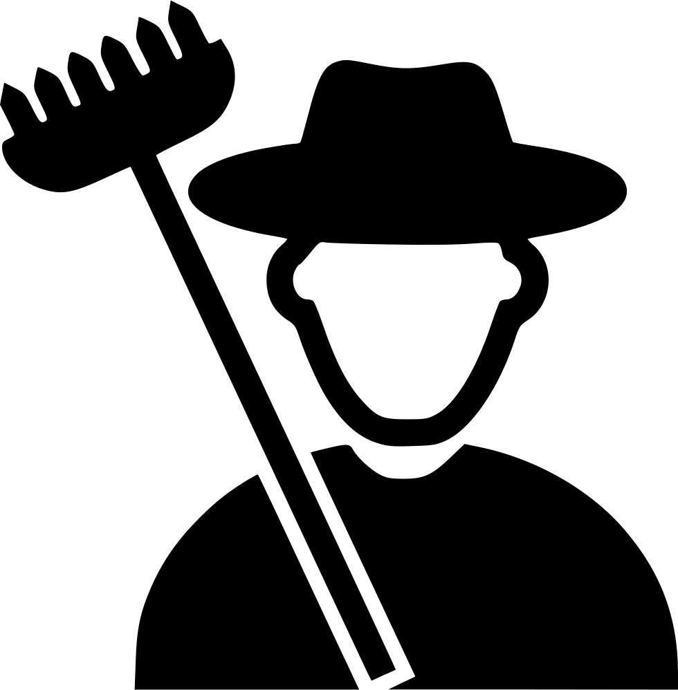 Farmer svg. Png icon free download