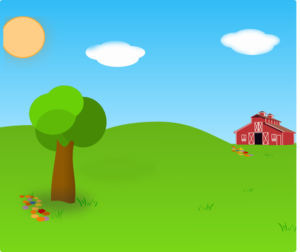 farm cartoon png