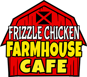 Farmhouse clipart big red barn. Frizzle chicken cafe where