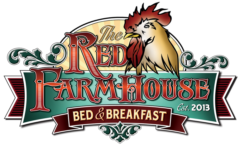 Farmhouse clipart big red barn. The bed breakfast home