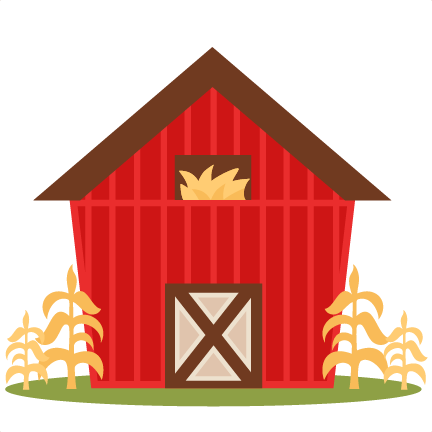Farmhouse clipart big red barn. Of farm houses best