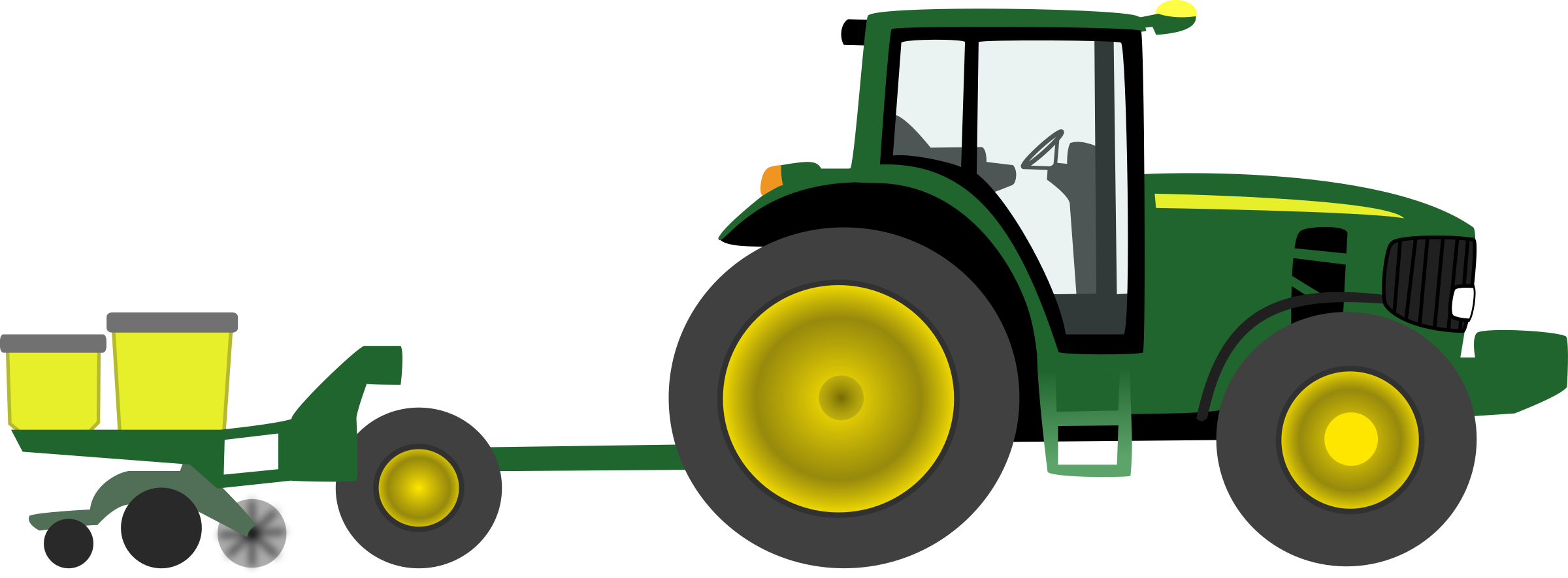 Farming clipart framer. Tractor free download best