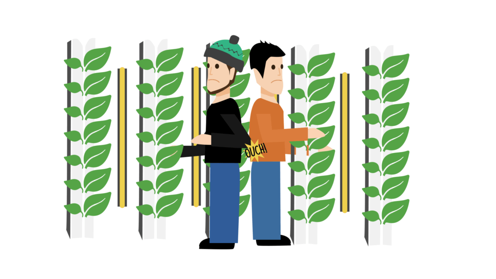 Farming clipart poor farmer. The good bad and