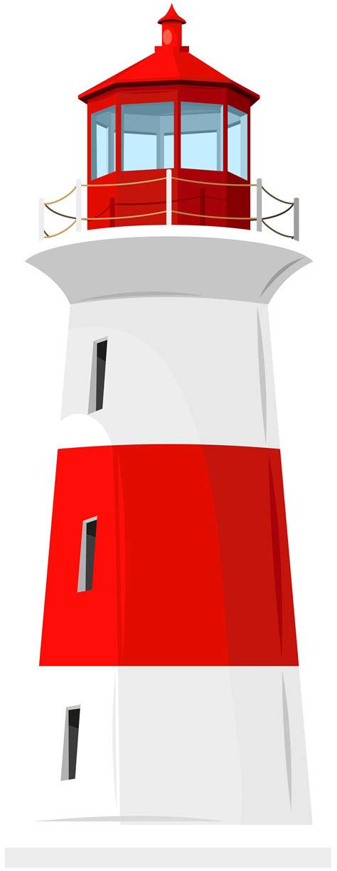Faro. Free lighthouse clipart download