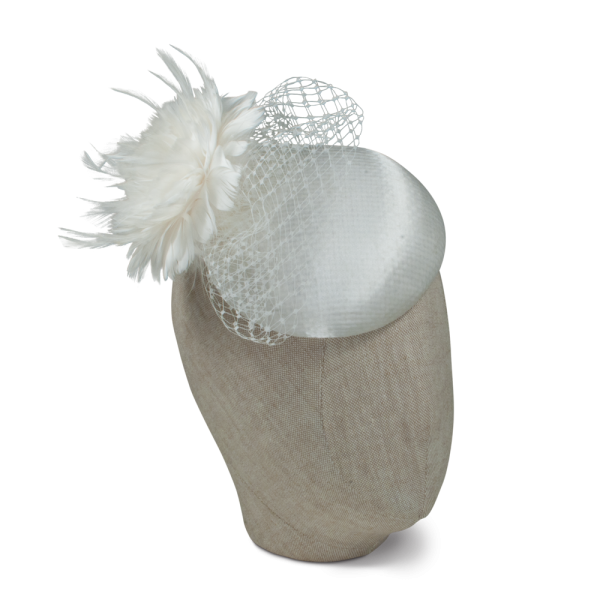 Fascinator clip simple. A goorin everyday feather