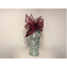 Fascinator clip small. Outrageous fascinators weddings race