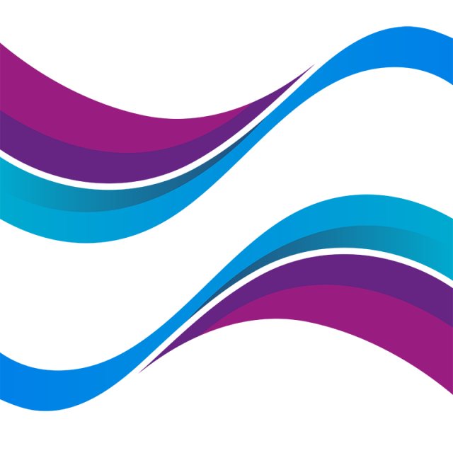 vector waves png