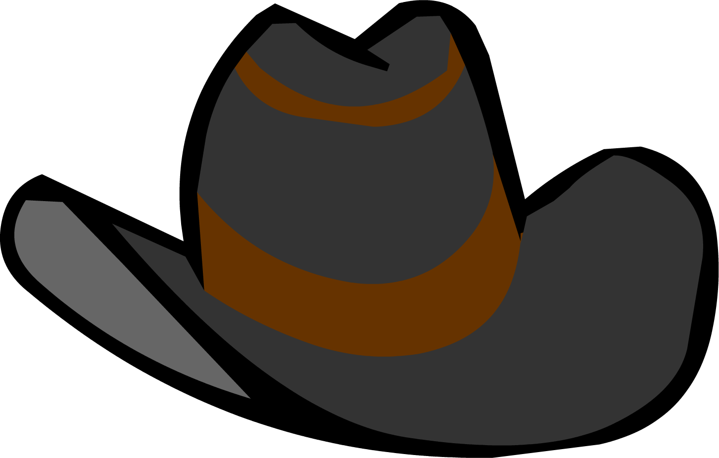 Fashion clipart cap. Free cowboy hat png