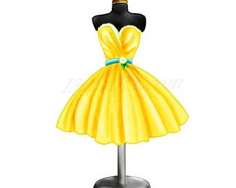 Fashion clipart dress. Sweet ideas form clip