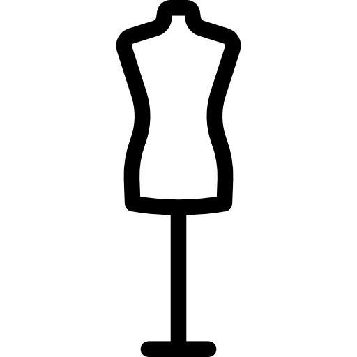Fashion clipart dummy. Free icons icon
