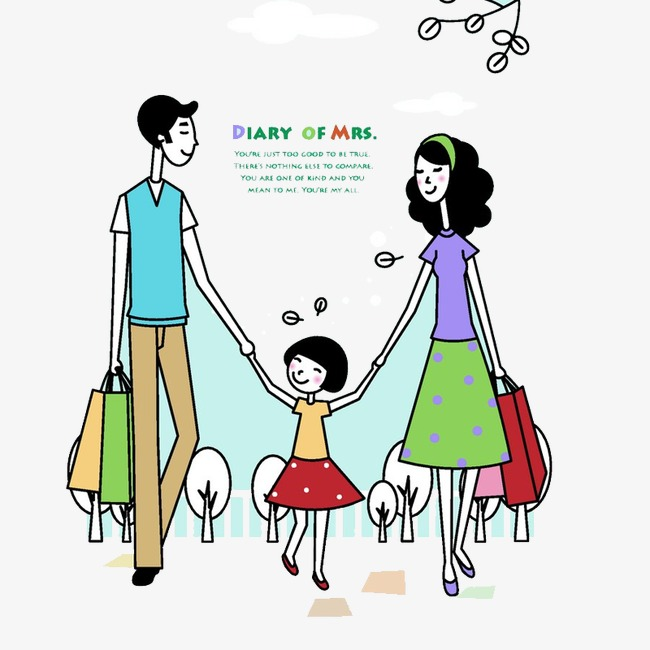 Fashion clipart family. Shopping png image and