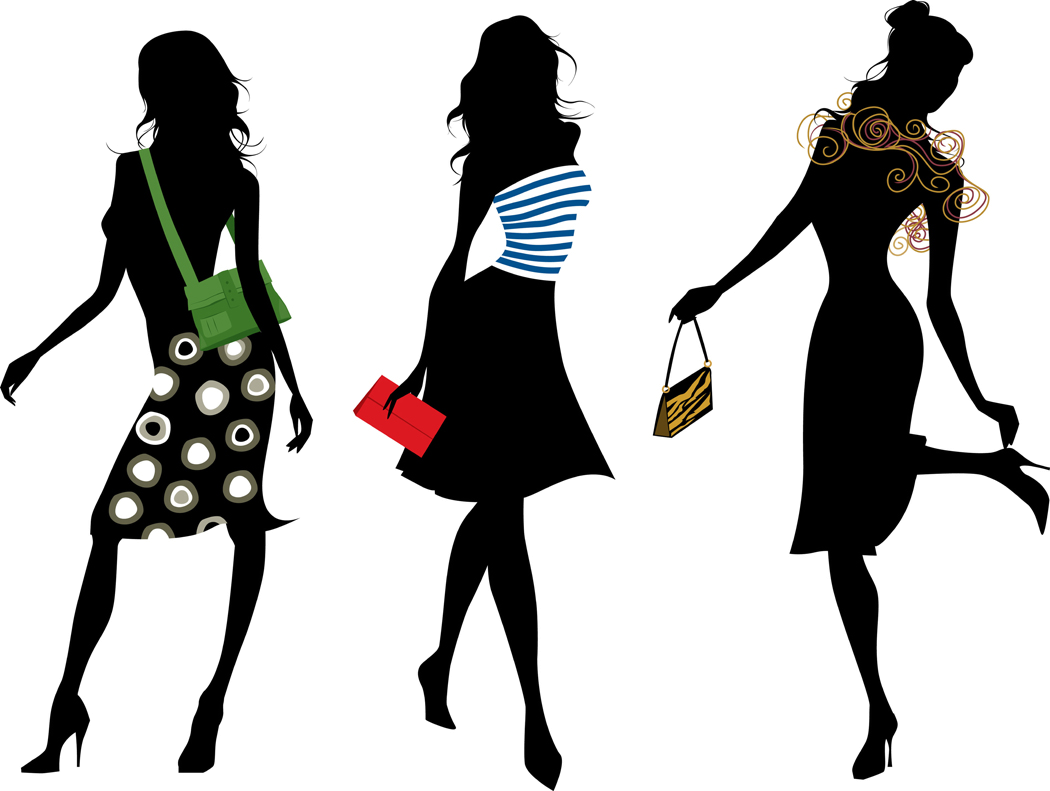 Fashion png. Silhouette at getdrawings com