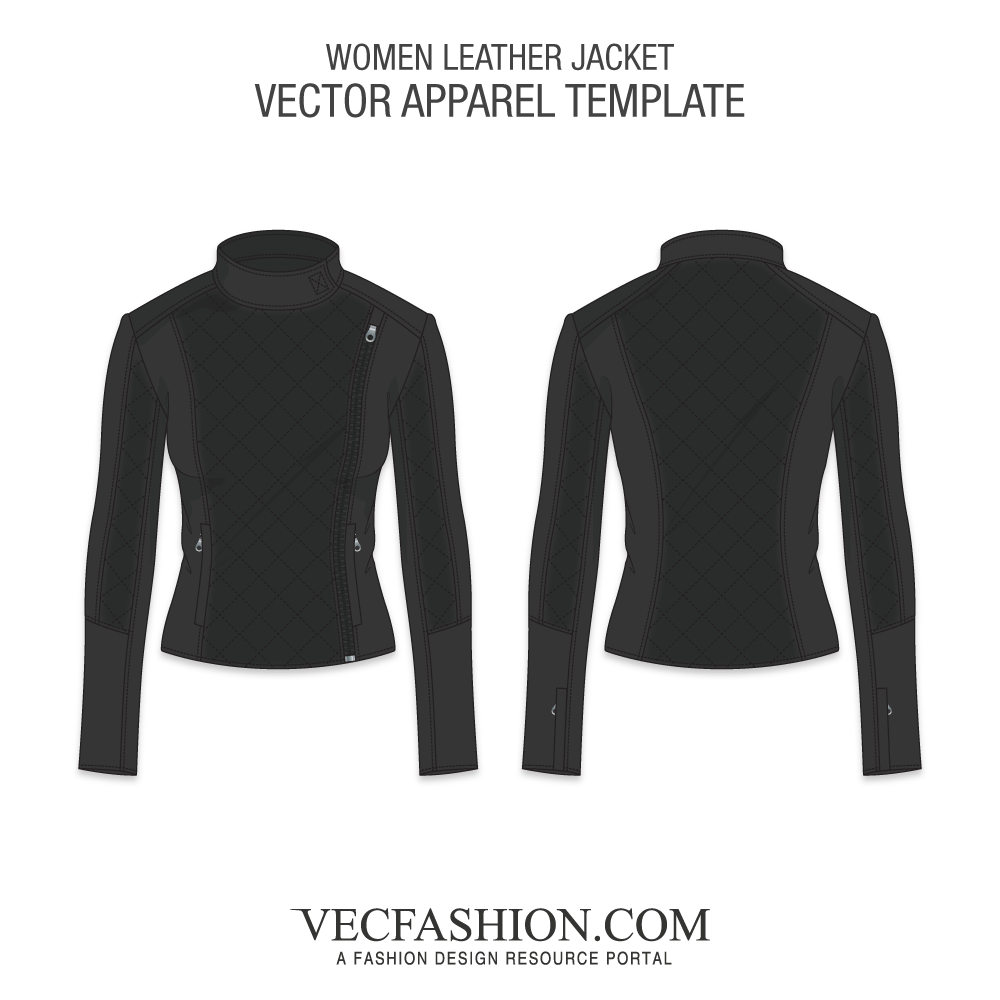 leather vector jackets