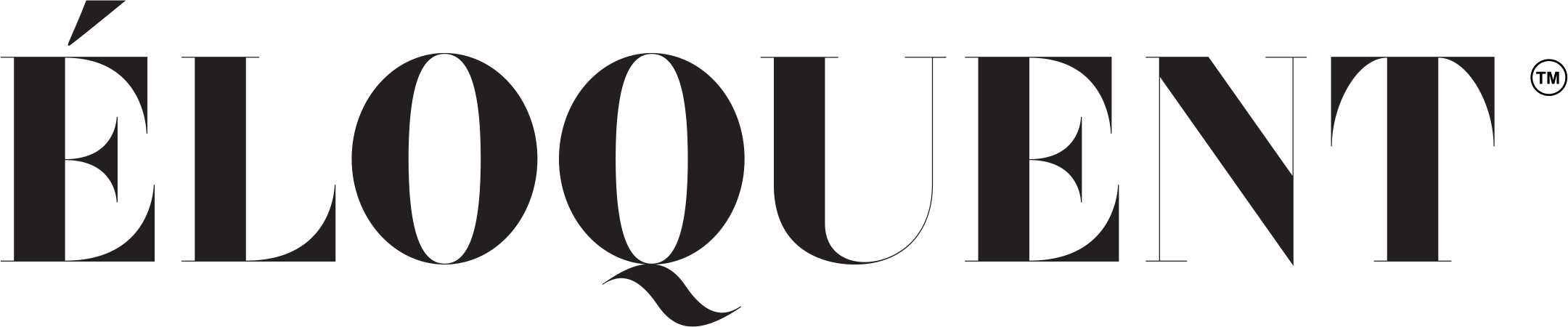 Fashion magazine logo png. Eloquent woman a women