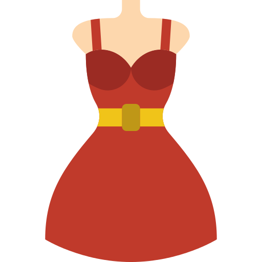 Fashion mannequin with clothes png. Dress icon repo free
