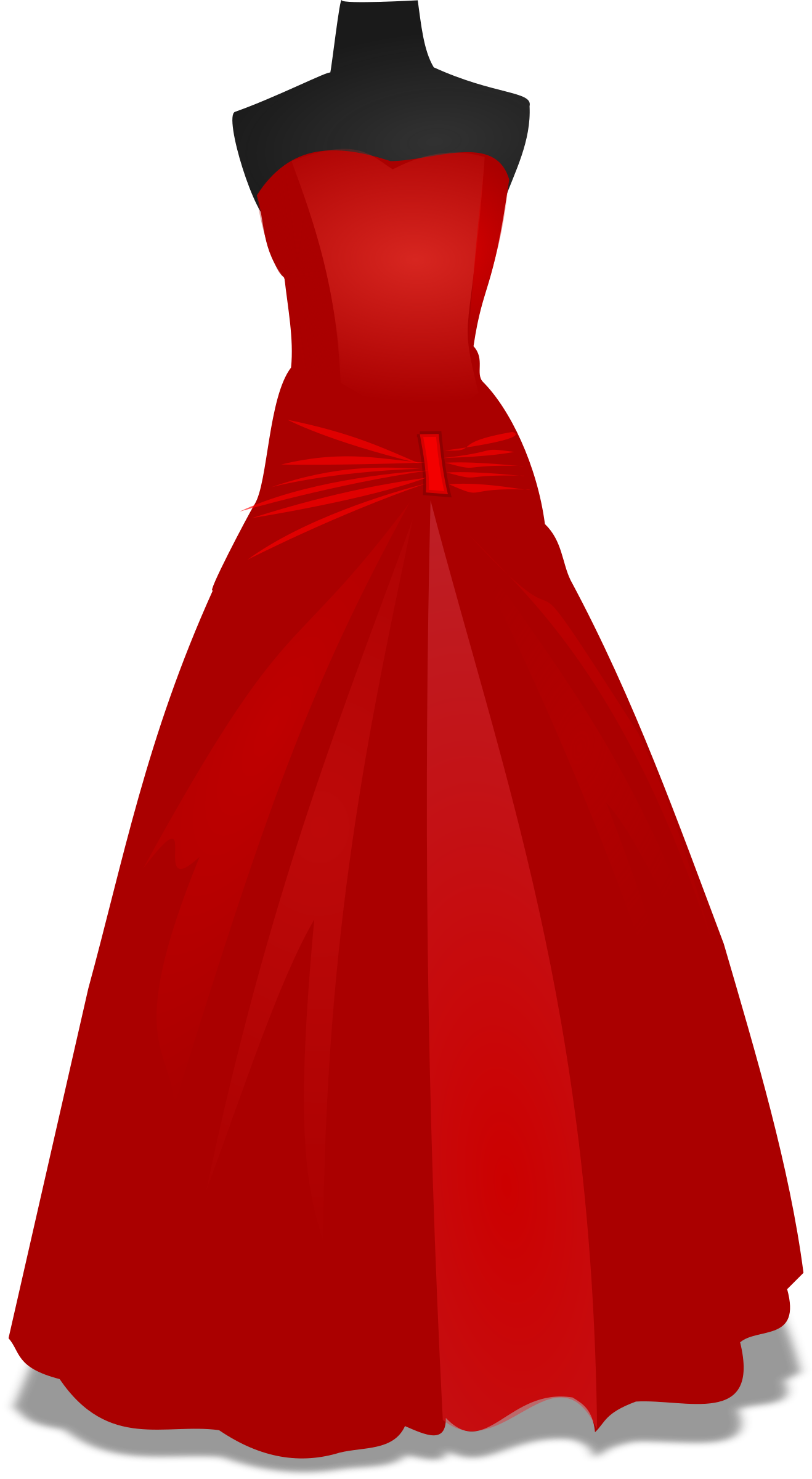 Fashion mannequin with clothes png. Gown icons free and