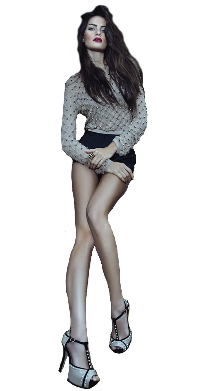 Fashion model png. Transparent image mart