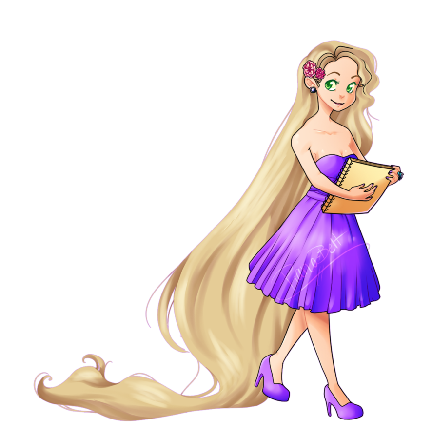 Fashion tumblr png. Rapunzel free icons and