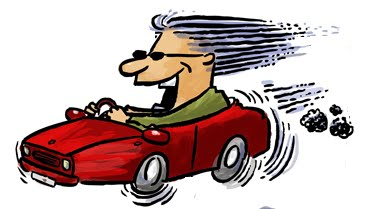 Fast clipart. Driving