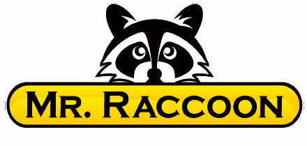Fast clipart fast animal. Mr raccoon wildlife removal