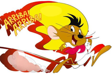 Fast clipart speedy gonzales. How well do you
