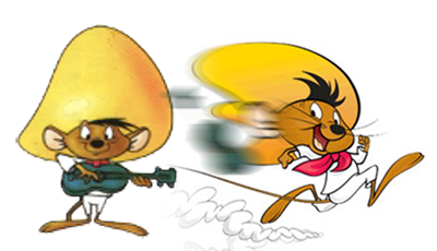 Fast clipart speedy gonzales. Faster fastest even more