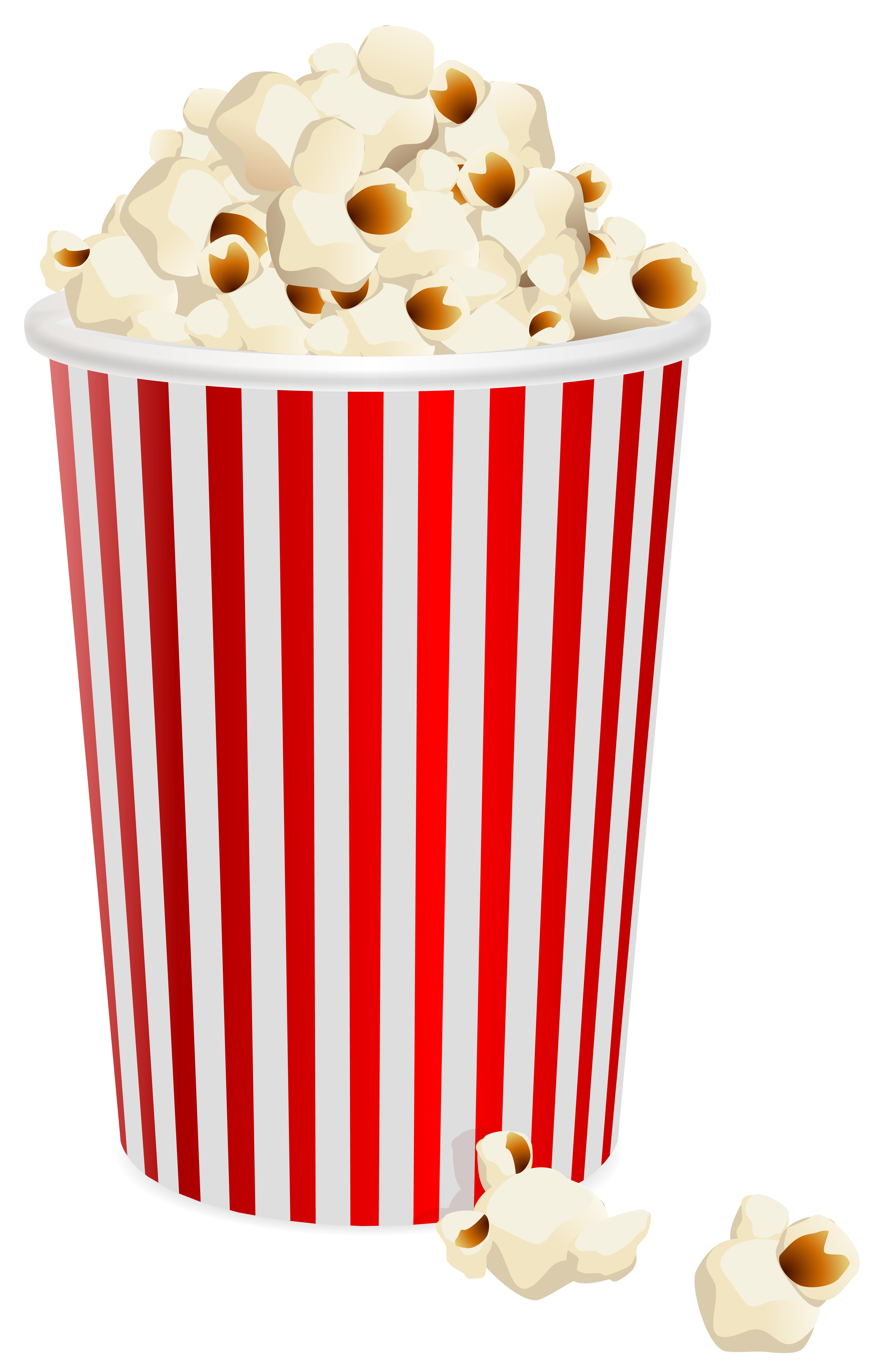 Fast food cup png. Popcorns transparent clip art