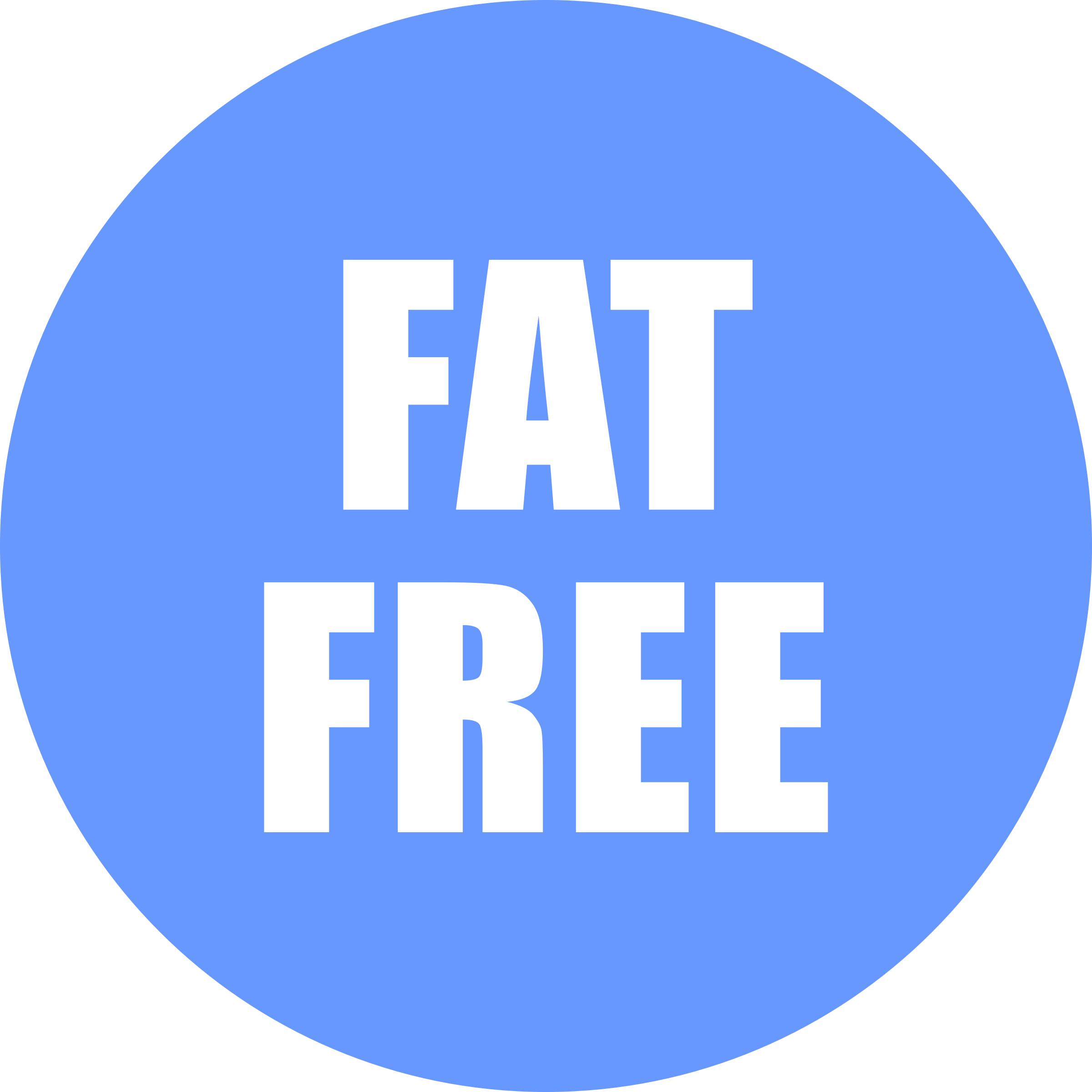 Fat clipart healthy thing. Free icon blue big