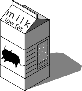 Fat clipart healthy thing. Low milk clip art