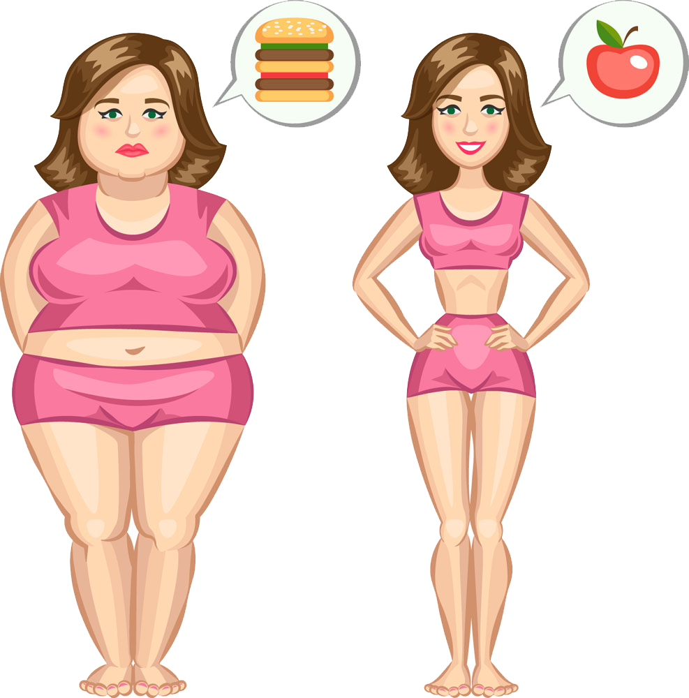 Fat girl png. Adipose tissue weight loss