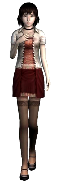 Fatal frame 5 png. Welcome to the spirit