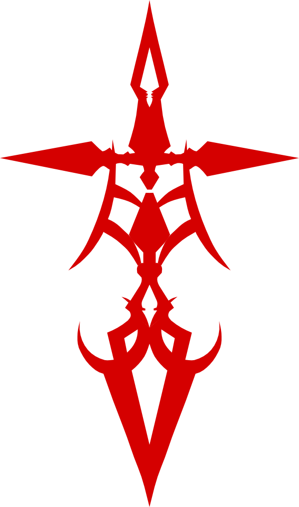 Fate command seal png. Dual saber by lez