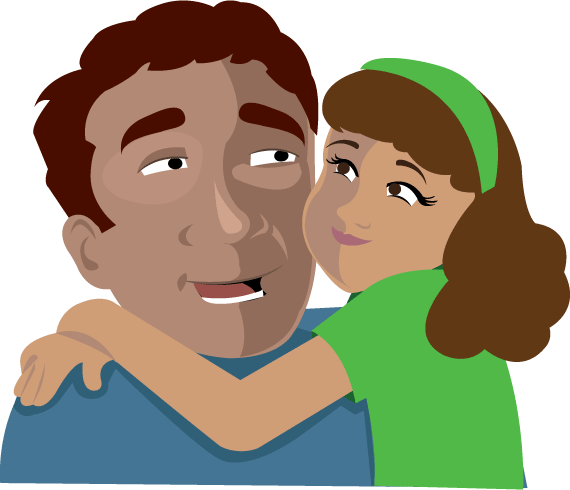 Dad clipart. Daddy panda free images