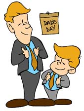 Fathers clipart. Day free graphics to