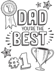 Fathers clipart ideal. Day coloring pages to