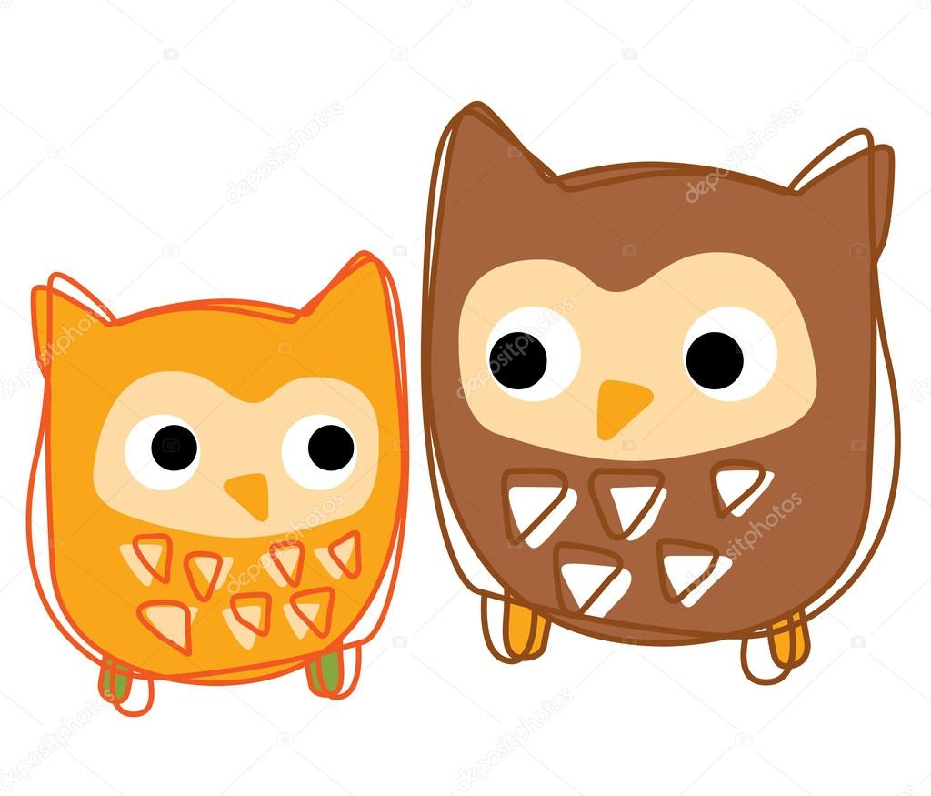 Fathers clipart owl. A young look at