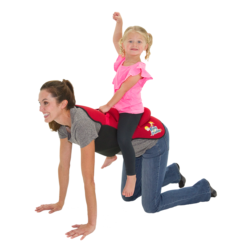 Fathers clipart piggy back ride. Pony up daddy saddles