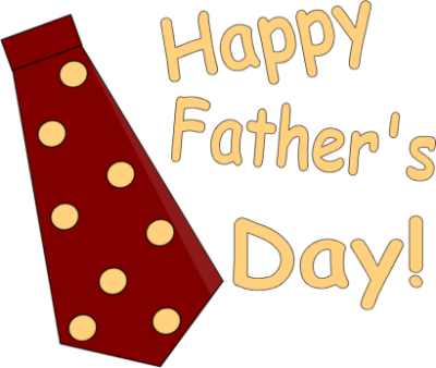 Fathers clipart tie. Day png for free