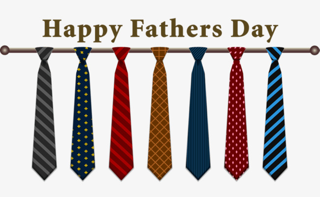 Fathers clipart tie. Father s day necktie