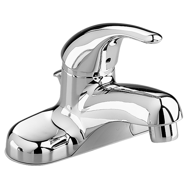 Faucet clipart toilet. Colony soft single hole