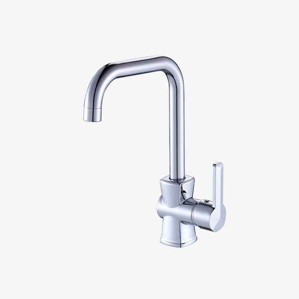 Faucet clipart kitchen faucet. Becket copper body rotatable