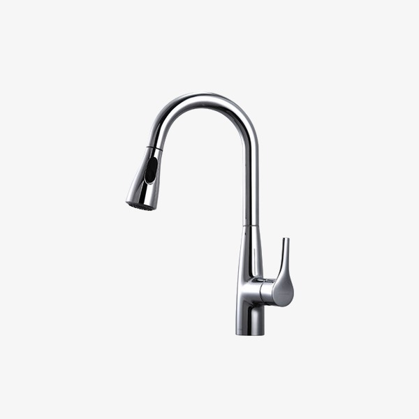 Faucet clipart kitchen faucet. Jomoo pull out product
