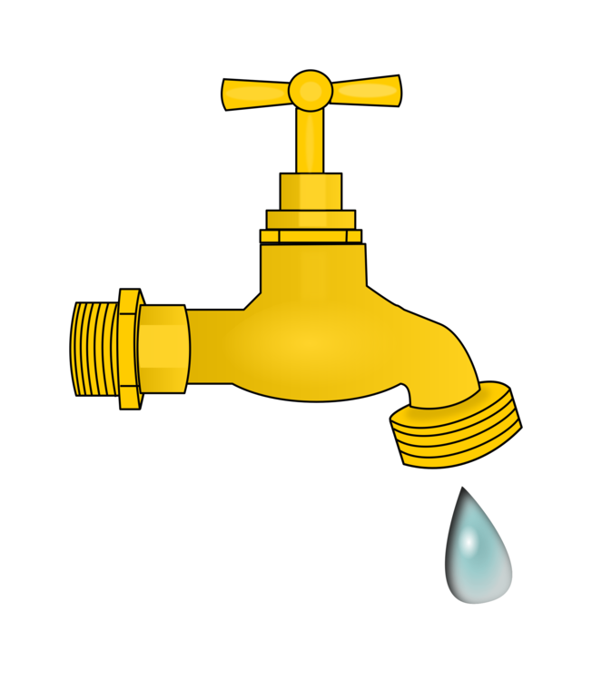 Faucet clipart transparent. Handles controls tap water